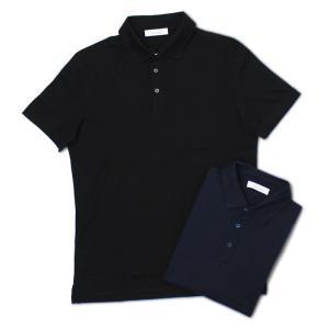 クルチアーニ / Cruciani / JF826 PC / コットン シルケット加工 半袖 ポロシャツ / 返品・交換可能|luccicare