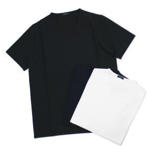 ザノーネ / ZANONE / アイスコットン Vネック Tシャツ / 返品・交換可能|luccicare