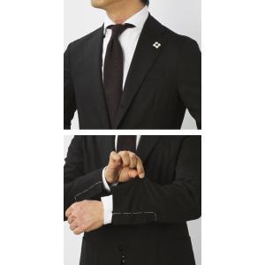 ラルディーニ / LARDINI / Easy Wear / パッカブル / ウール ストレッチ スーツ / セール / 返品・交換不可 luccicare 13