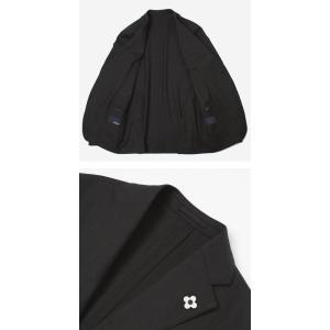 ラルディーニ / LARDINI / Easy Wear / パッカブル / ウール ストレッチ スーツ / セール / 返品・交換不可 luccicare 07