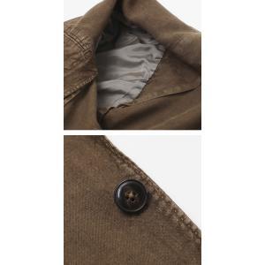 エルビーエム1911 / L.B.M.1911 / JACK SLIM / リネン100% 製品洗い 2B 2パッチ ジャケット / セール / 返品・交換不可|luccicare|07