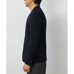 【国内正規品】S/S 新作 Cruciani ( クルチアーニ ) / コットン ジャージィ シングル ジャケット|luccicare|03