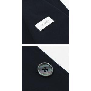 【国内正規品】S/S 新作 Cruciani ( クルチアーニ ) / コットン ジャージィ シングル ジャケット|luccicare|06