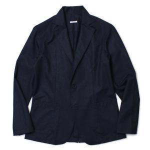 フライ / FRAY / GIACOMO / ウール カノニコ ナチュラルストレッチ 3B段返り シャツ ジャケット luccicare