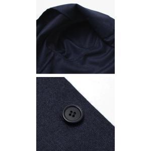 フライ / FRAY / GIACOMO / ウール カノニコ ナチュラルストレッチ 3B段返り シャツ ジャケット luccicare 06