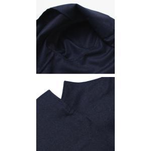 フライ / FRAY / GIACOMO / ウール カノニコ ナチュラルストレッチ 3B段返り シャツ ジャケット luccicare 07