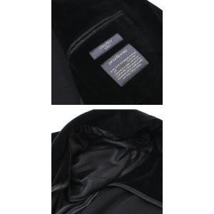チルコロ 1901 / CIRCOLO 1901 / コットン ベルベット ジャージィ ピークドラペル 2B シングル ジャケット / セール / 返品・交換不可|luccicare|07