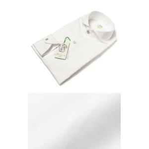 【国内正規品】新作 Finamore ( フィナモレ ) / SERGIO ( セルジオ ) / コットンブロード カッタウェイ シャツ|luccicare