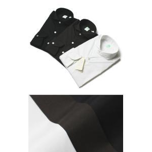 フィナモレ / Finamore / SERGIO / コットン ストレッチ ブロード カッタウェイ シャツ|luccicare