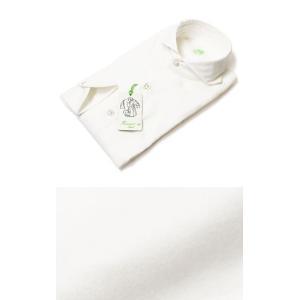 フィナモレ / Finamore / SERGIO / コットン ライトソフトネル カッタウェイ シャツ|luccicare