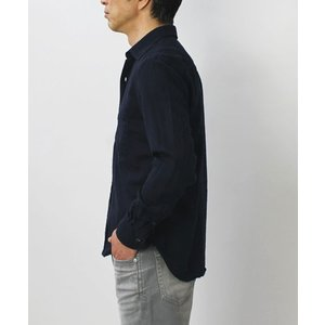 ヤヌーク / YANUK / コットン 二重織り ガーゼ シャツ|luccicare|03
