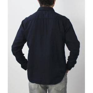ヤヌーク / YANUK / コットン 二重織り ガーゼ シャツ|luccicare|04