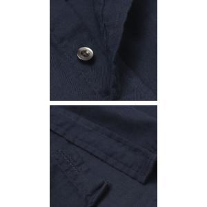 ヤヌーク / YANUK / コットン 二重織り ガーゼ シャツ|luccicare|06