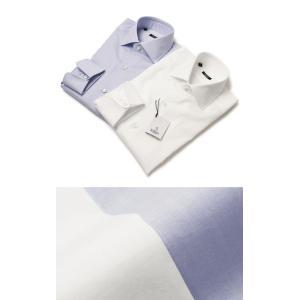バルバ / BARBA / ブラックレーベル / I BODY / MIRANO / コットンブロード セミワイド ターンナップカフ ドレスシャツ / セール / 返品・交換不可|luccicare