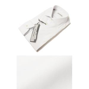 ギローバー / GUY ROVER / V2530/582250 / コットン ストレッチ ブロード セミワイド ドレス シャツ|luccicare