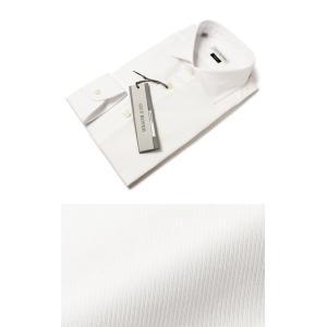 ギローバー / GUY ROVER / V2530/582903 / 120/2 コットン ツイル セミワイドカラー ドレス シャツ|luccicare