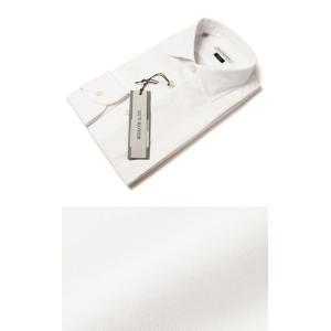 ギローバー / GUY ROVER / V2530/582901 / 120/2 コットン オックス セミワイドカラー ドレス シャツ|luccicare