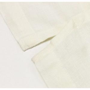 ジャンネット / GIANNETTO / リネン オープンカラー 長袖 開襟シャツ / セール / 返品・交換不可|luccicare|06