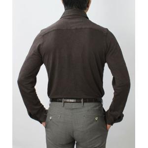 ジョルディーズ / JEORDIE'S / リネン ジャージー セミワイドカラー シャツ / セール / 返品・交換不可|luccicare|05