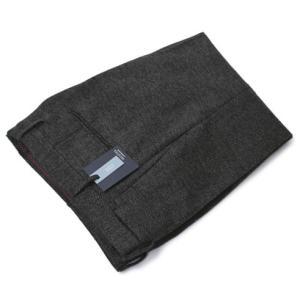 インコテックス / INCOTEX / 30型 / SLIM FIT / Wool&Cotton Chevron Jersey / ウール コットン ジャージー パンツ|luccicare