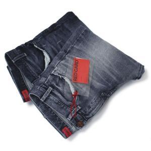 レッド カード / RED CARD / Ace / Easy Slim / ウォッシュド ストレッチ デニム パンツ|luccicare