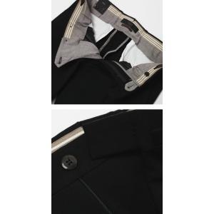 ブリリア / BRIGLIA 1949 / 9BG-07S-110 / ウールライク ワンプリーツ SLIM FIT ジャージー パンツ / セール / 返品・交換不可|luccicare|07
