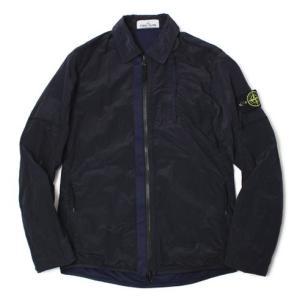 ストーン アイランド / STONE ISLAND / 691510812 / NYLON METAL / ナイロンメタル シャツ ジャケット|luccicare