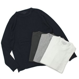 オリジナル ヴィンテージ スタイル / ORIGINAL VINTAGE STYLE / コットン ロングスリーブ ニット Tシャツ / セール / 返品・交換不可|luccicare