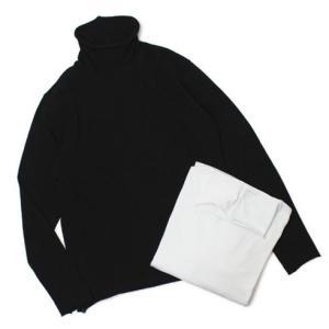 オリジナル ヴィンテージ スタイル / ORIGINAL VINTAGE STYLE / コットン ジャージー ハイネック ロングスリーブ Tシャツ|luccicare