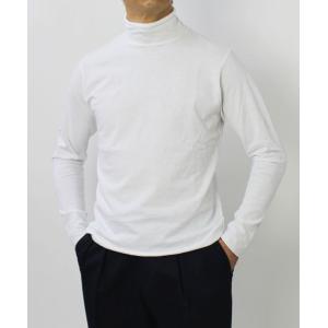 オリジナル ヴィンテージ スタイル / ORIGINAL VINTAGE STYLE / コットン ジャージー ハイネック ロングスリーブ Tシャツ|luccicare|02