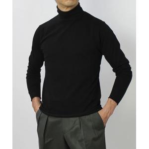 オリジナル ヴィンテージ スタイル / ORIGINAL VINTAGE STYLE / コットン ジャージー ハイネック ロングスリーブ Tシャツ|luccicare|03