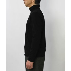 オリジナル ヴィンテージ スタイル / ORIGINAL VINTAGE STYLE / コットン ジャージー ハイネック ロングスリーブ Tシャツ|luccicare|04