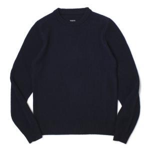 ザノーネ / ZANONE / active knit / 7G ウール クルーネック ニット|luccicare