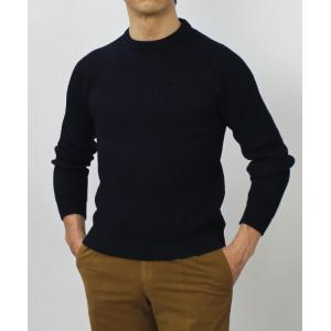 ザノーネ / ZANONE / active knit / 7G ウール クルーネック ニット|luccicare|02