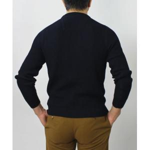 ザノーネ / ZANONE / active knit / 7G ウール クルーネック ニット|luccicare|04