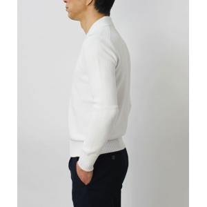 クルチアーニ / Cruciani / コットン ミドルゲージ 襟付き ニット / セール / 返品・交換不可|luccicare|04