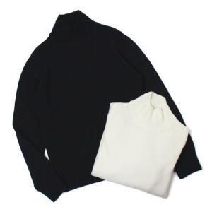 クルチアーニ / Cruciani / ミドルゲージ モックネック セーター|luccicare