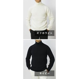 クルチアーニ / Cruciani / ミドルゲージ モックネック セーター / セール / 返品・交換不可|luccicare|08