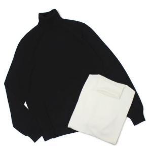 クルチアーニ / Cruciani / 27G ウール タートルネック セーター|luccicare