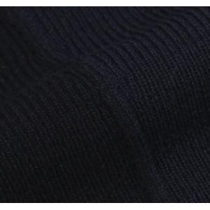 ロベルトコリーナ / roberto collina / RY50015 / ウール 切り替え スキッパー スタンドカラー ハイゲージ ニット|luccicare|06