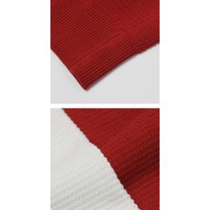 ジョルディーズ / JEORDIE'S / コットン アイスクレープ クルーネック 半袖 ニット Tシャツ / 返品・交換可能|luccicare|07