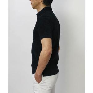 ラルディーニ / LARDINI / コットン パイル スキッパー ポロシャツ / セール / 返品・交換不可|luccicare|06
