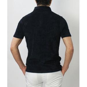 ラルディーニ / LARDINI / コットン パイル スキッパー ポロシャツ / セール / 返品・交換不可|luccicare|07