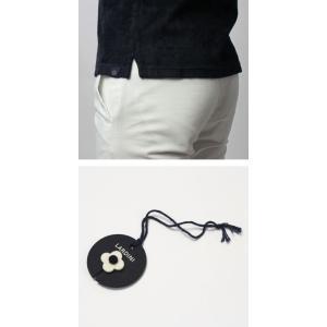 ラルディーニ / LARDINI / コットン パイル スキッパー ポロシャツ / セール / 返品・交換不可|luccicare|10