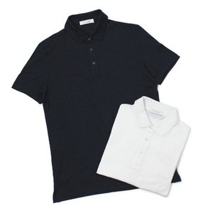 クルチアーニ / Cruciani / コットン シルケット加工 半袖 ポロシャツ / セール / 返品・交換不可|luccicare