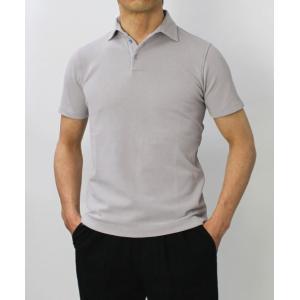 クルチアーニ / Cruciani / コットン 鹿の子 半袖 ポロシャツ / セール / 返品・交換不可|luccicare|03