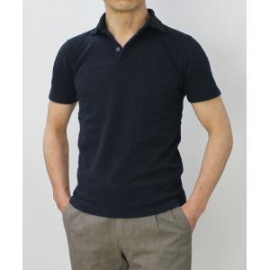 クルチアーニ / Cruciani / コットン 鹿の子 半袖 ポロシャツ / セール / 返品・交換不可|luccicare|04
