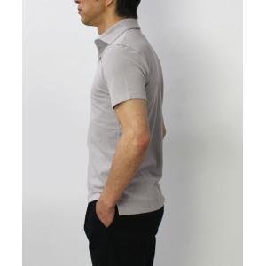 クルチアーニ / Cruciani / コットン 鹿の子 半袖 ポロシャツ / セール / 返品・交換不可|luccicare|05