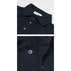 クルチアーニ / Cruciani / コットン 鹿の子 半袖 ポロシャツ / セール / 返品・交換不可|luccicare|07