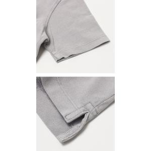 クルチアーニ / Cruciani / コットン 鹿の子 半袖 ポロシャツ / セール / 返品・交換不可|luccicare|08